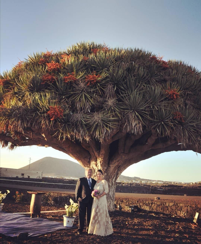 wedding in lanzarote